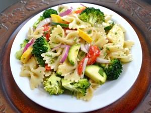 CQ-Veggie Pasta Salad